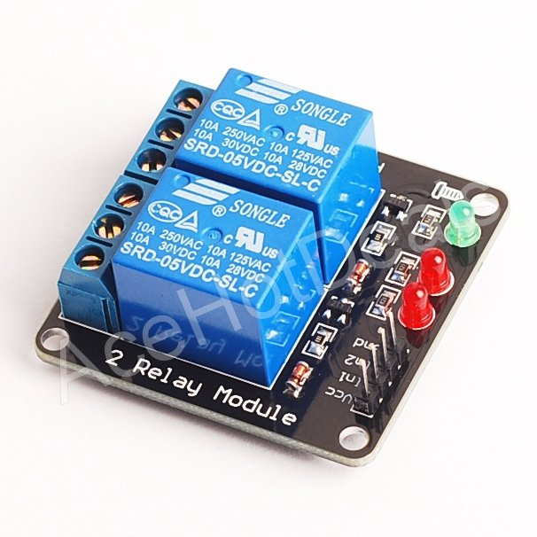 5v 2 channel light led relay module for arduino pic arm. Black Bedroom Furniture Sets. Home Design Ideas