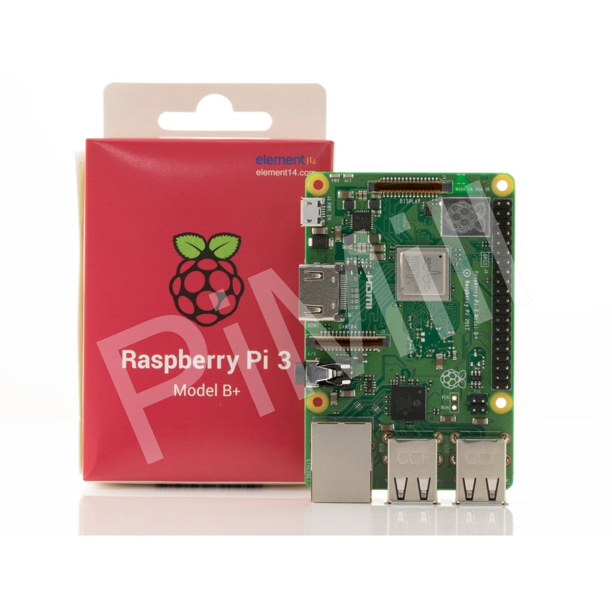 Raspberry Pi 3 B / B+ (B plus) Retro GAME Kit NESPi Retroflag Fully Assembled