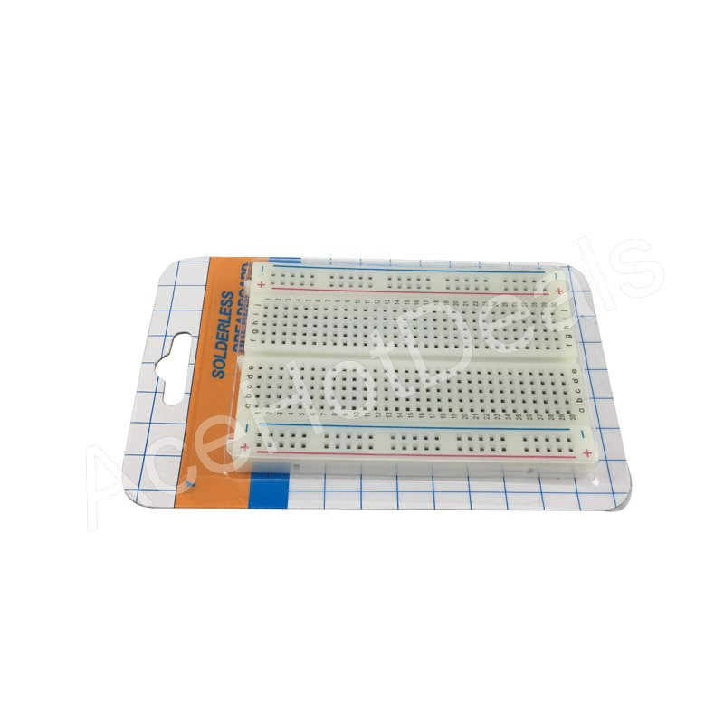 400 Points Mini Solderless Breadboard Protoboard PCB Board ATF